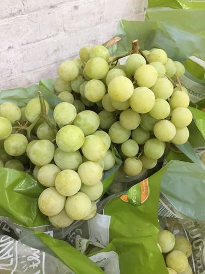 Picture of NHO XANH AUTUMN SWEET GLOBE ( 500gr)