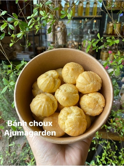 Picture of BÁNH CHOUX ( hộp)